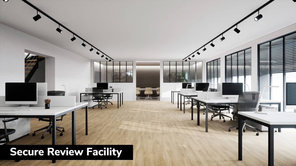 Secure Review Facility-01